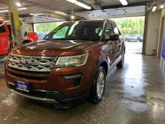 2018 FORD EXPLORER 4DR