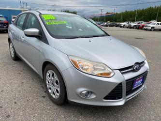 2012 FORD FOCUS 4DR