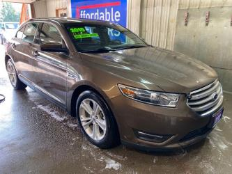2015 FORD TAURUS 4DR