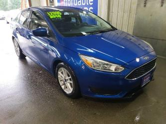 2018 FORD FOCUS 4DR