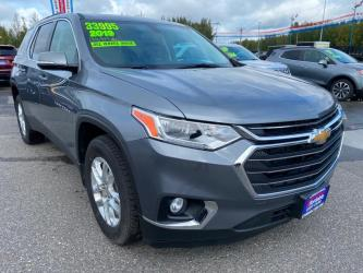 2019 CHEVROLET TRAVERSE 4DR