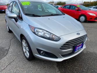 2019 FORD FIESTA 4DR