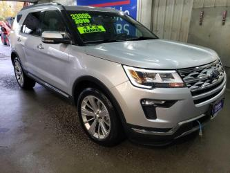 2019 FORD EXPLORER 4DR