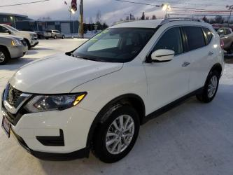 2019 NISSAN ROGUE 4DR