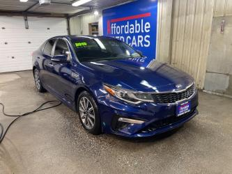 2019 KIA OPTIMA 4DR