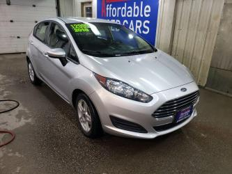 2018 FORD FIESTA 4DR