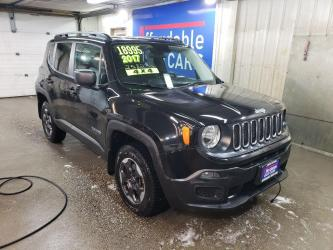 2017 JEEP RENEGADE 4DR