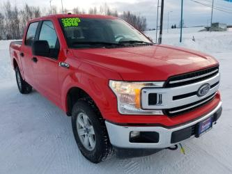 2018 FORD F150 4DR