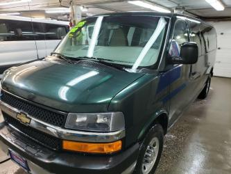 2012 CHEVROLET EXPRESS G3500 3DR