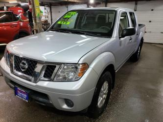 2019 NISSAN FRONTIER 4DR