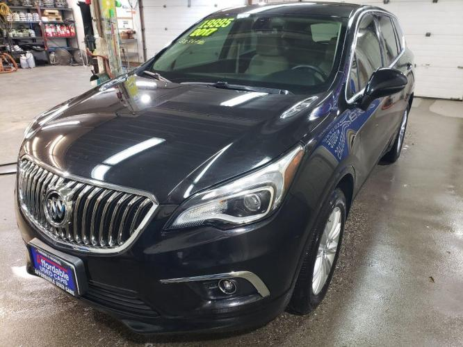 2017 BUICK ENVISION 4DR