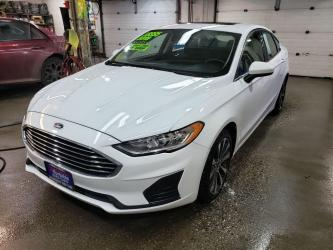 2019 FORD FUSION SE 4DR