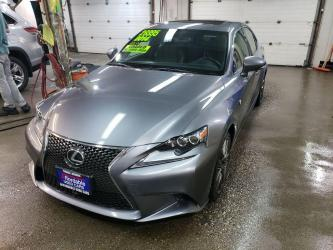 2014 LEXUS IS 350 4DR