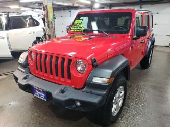 2019 JEEP WRANGLER UNLIMI 4DR