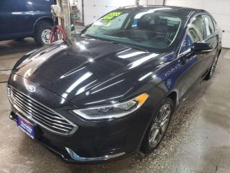 2019 FORD FUSION SEL 4DR