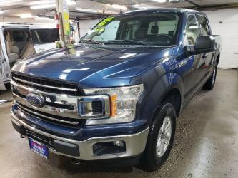 2020 FORD F150 XLT 4DR